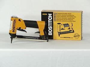 Best Pneumatic Staple Gun For Upholstery by Upholstery Stapler Bostitch 21697b Air Staple Gun 3 16 Crown