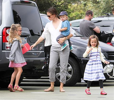 jennifer garner ben afflecks custody battle