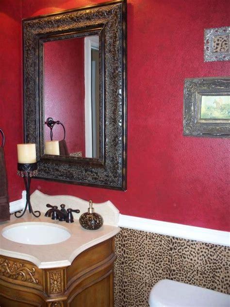 Animal Print Bathroom Ideas by 25 Best Ideas About Cheetah Print Bathroom On