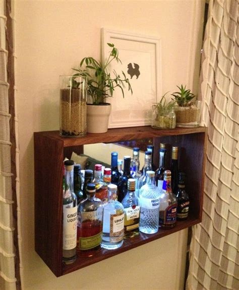 17 Best Images About Home Mini Bar On Pinterest