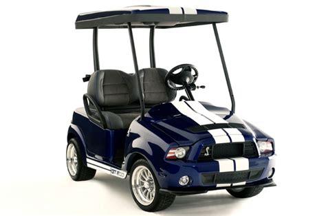 Shelby Gt500 Golf Cart Packs 3 Hp