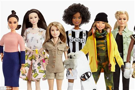 Shero Barbie Doll Collection