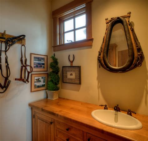 western themed bathroom ideas the difference between a look and a theme tidbits twine