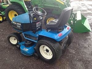 2000 New Holland Ls45 Lawn  U0026 Garden And Commercial Mowing