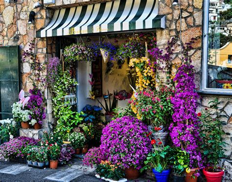 Beck S Flower Shop Gardens barbaro car service excursion sorrento amalfi coast tour