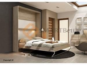 Ordnungshelfer Für Küchenschränke : smartbett schrankbett 160x200 cm vertikal mit gasdruckfedern in 2 fa ~ Indierocktalk.com Haus und Dekorationen