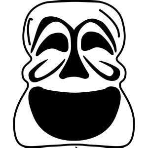 goalie mask simple outline png svg clip art  web