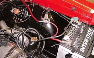 Mastering Gto Restorations  Electrical Guide