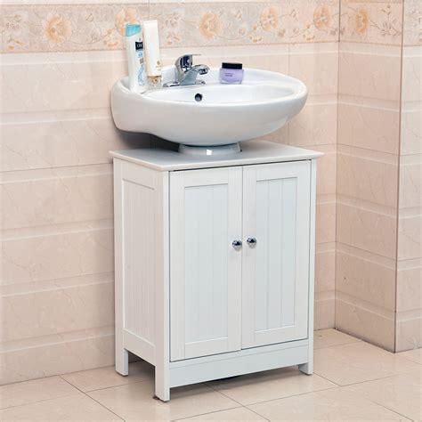 undersink bathroom cabinet cupboard vanity unit  sink