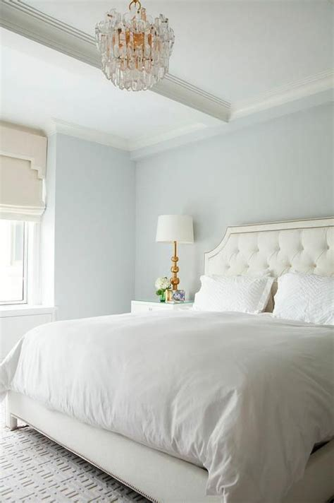 Bedroom Color Ideas White Walls by Best 25 White Tufted Headboards Ideas On