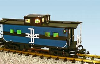 Image result for USA trains caboose