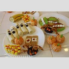 1001 + Ideen Für Halloween Snacks Zum Genießen