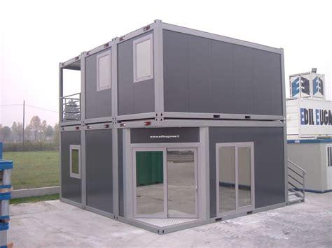 Uffici Container by Monoblocchi Prefabbricati Soluzioni Personalizzate Edil