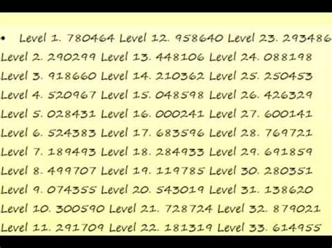 codes for bloxorz levels