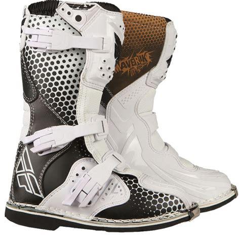 maverik motocross boots fly racing youth maverik vapour motocross boots boots