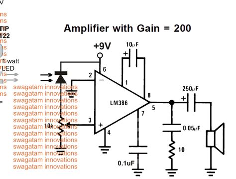 How Make Simple Light Fidelity Circuit