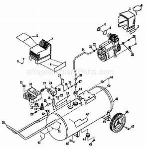Wiring Diagram For Craftsman Air Compressor
