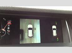 X3LCI X4 X5 BMW iCam 360° All Around View Camera Retrofit
