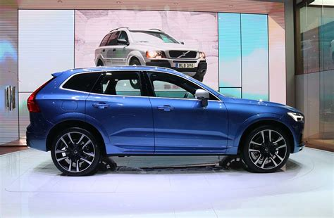 volvo up volvo stepping up pace of product makeover