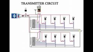 How To Make 8 Channel 434mhz Rf Transmitter And Receiver