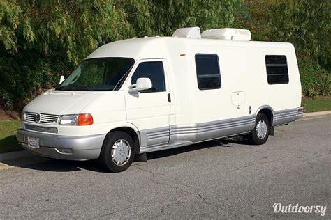 1999 Winnebago Rialta Motor Home Class B Rental In Anaheim