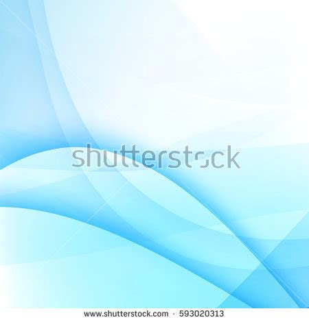 abstract background light blue curve wave stock vector royalty free 593020313