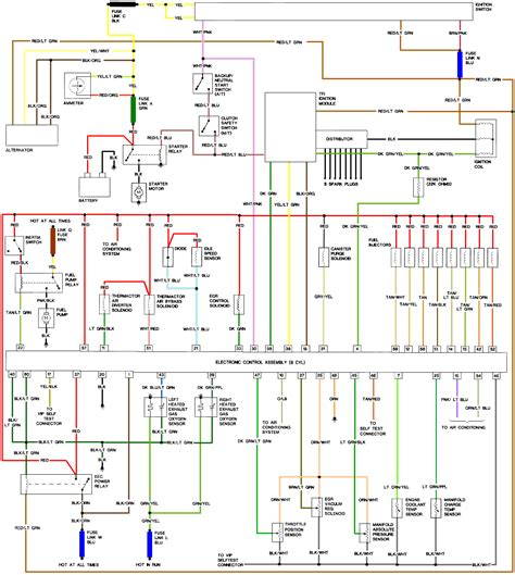 Mustang Wiring Please Help Ford Forum