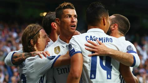 Champions League: How Ronaldo and Real Madrid destroyed ...