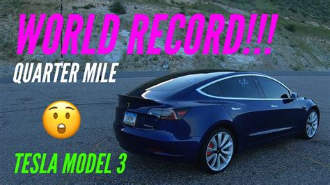 Get Tesla 3 Recent Impressions Pics