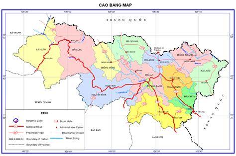 Cao Bang - Cao Bang Province - Vietnam Provinces - Vietnam