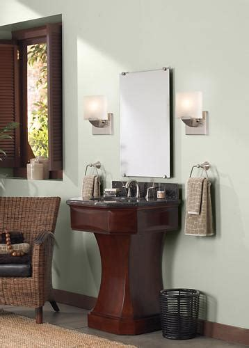 asian inspired vanity takes center stage