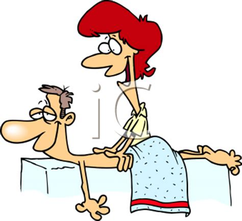 massage cartoon clipart   cliparts  images