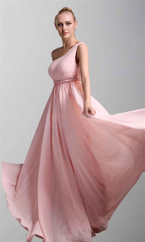 Buy Cheap Sofas by One Shoulder Braided Belt Long Bridesmaid Dress Pregnant