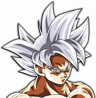 Instinct Ultra Goku Clipart Transparent Mastered Pixel