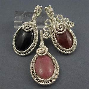 17 Best Images About Tutorial Woven Wire Wrap On Pinterest