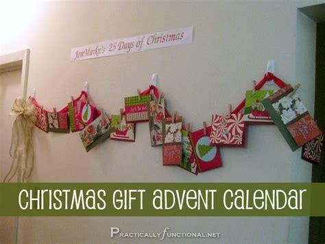 diy christmas gift paper envelope advent calendar