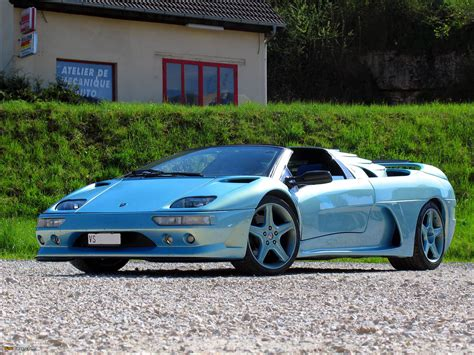 Images of Affolter Lamborghini Diablo GTR Evolution ...