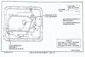 1985 Corvette 700r4 Wiring Diagram  Corvette  Wiring