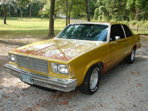 1979 Chevrolet Malibu Efi 350 For Sale