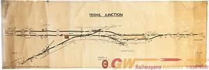 Br W  Signal Box Diagram Yeovil Junction  Full