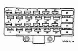 2005 Jeep Grand Cherokee Limited Fuse Panel Diagram