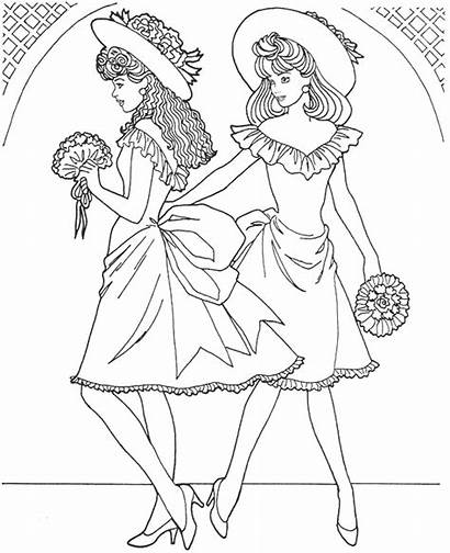 Coloring Pages Printable Coloringpagebook Adults Colouring Models