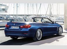 2014 Alpina B4 BiTurbo Convertible based on BMW 4Series 335i