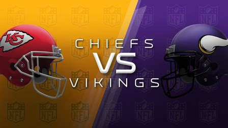 kansas city chiefs  minnesota vikings preview nfl