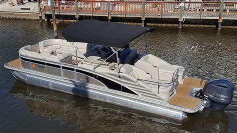 Baywater Boat Club by C18 25ft Bennington Pontoon Baywater Boat Club