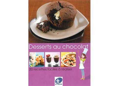 telecharger recette cuisine gratuit livre de recettes gratuit quot desserts au chocolat quot paperblog