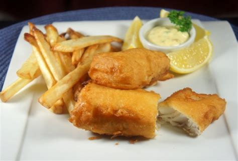 pate a fish and chips fish chips bi 232 re et vodka jebouffe fr