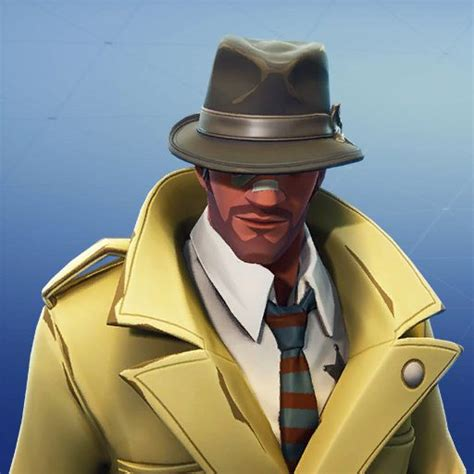 sleuth outfits fortnite epic fortnite