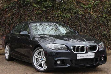 Used 2015 Bmw 5 Series 3.0 535i M Sport For Sale In