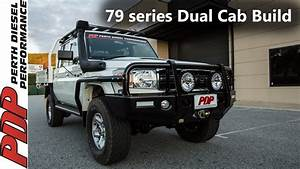 2016 V8 Toyota Landcruiser 79 Series Dual Cab Pdp Vehicle